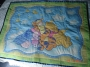 cot quilt pooh and  friends