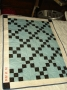 irish chain lap quilt6